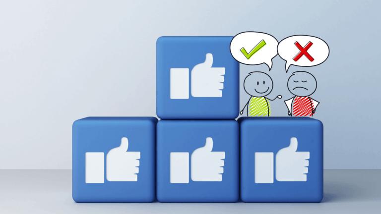 Facebookの追討アカウントはとっても大切